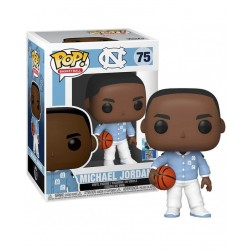 FUNKO POP MICHAEL JORDAN EXCLUSIVO NORTH CAROLINE