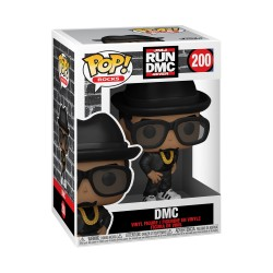 FUNKO POP RUN DMC - DMC