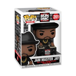 FUNKO POP RUN DMC -  JAM MSTER RAY