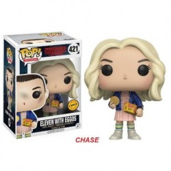 FUNKO POP STRANGER THINGS - ELEVEN WITH EGGOS CHASE