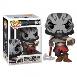 FUNKO POP CRITICAL ROLE VOX MACHINA - GROG STRONGJAW