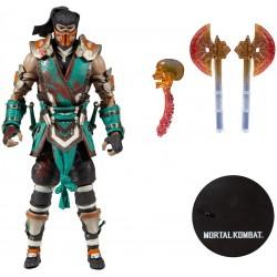MACFARLANE Mortal Kombat 4 Figura Sub Zero Bloody 18 cm