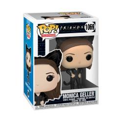 FUNKO POP FRIENDS 2021 - MONICA AS CATWOMAN