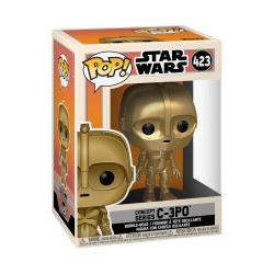 FUNKO POP STAR WARS CONCEPT - C-3PO