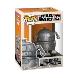 FUNKO POP STAR WARS CONCEPT - R2-D2