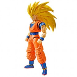 DRAGON BALL - Figure-rise Standard SUPER SAIYAN 3 SON GOKOU