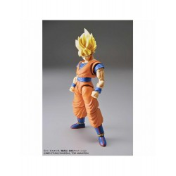 BANDAI DRAGON BALL - Figure-rise Standard SUPER SAIYAN SON GOKOU (PKG renewal)