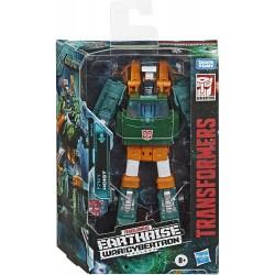 HASBRO Transformers Generations War for Cybertron: Earthrise Figuras Deluxe Class 2020 Hoist