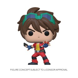 FUNKO POP BAKUGAN - DAN