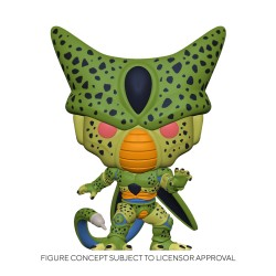 FUNKO POP DRAGONBALL Z S8 - CELL ( FIRST FORM )