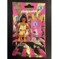 PLAYMOBIL MUJER INDIA SERIE 5
