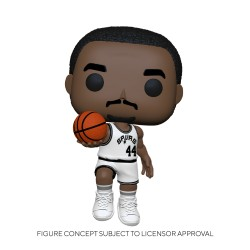 FUNKO POP NBA LEGENDS - GEORGE GERVIN