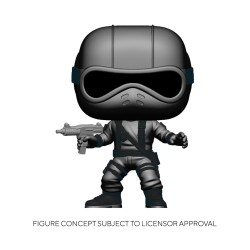 FUNKO POP G.I. JOE - SNAKE EYES