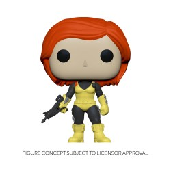FUNKO POP G.I. JOE - SCARLETT