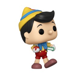 FUNKO POP DISNEY PINOCCHIO - SCHOOL BOUND PINOCCHIO