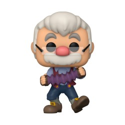 FUNKO POP DISNEY PINOCCHIO - GEPPETTO CON ACORDEON