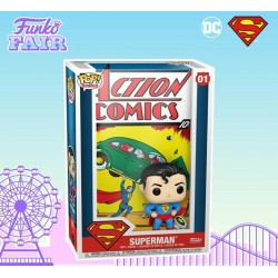 FUNKO POP DC SUPERMAN ACTION COMICS