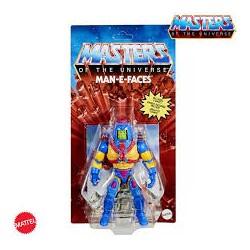 MATTEL MASTER DEL UNIVERSO - MAN-E-FACES 14 CM