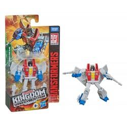 HASBRO Transformers Generations War for Cybertron: Kingdom Figuras Core Class 2021 STARSCREAM