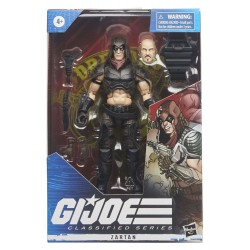 HASBRO G.I. Joe Classified Series Figuras 15 cm 2021 Zartan