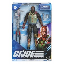 HASBRO G.I. Joe Classified Series Figuras 15 cm 2020 Wave 1 Roadblock