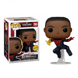 FUNKO POP SPIDER MAN MILES MORALES - CLASSIC SUIT CHASE