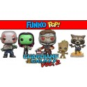 FUNKO POP GUARDIANES DE LA GALAXIA