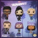 FUNKO POP MARVEL RUNAWAYS