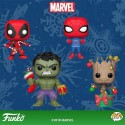 FUNKO POP MARVEL HOLIDAYS