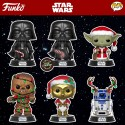 FUNKO POP STAR WARS HOLIDAY