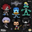 FUNKO POP KINGDOM HEARTS 2018