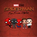 FUNKO POP SPIDER-MAN : LEJOS DE CASA