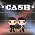 FUNKO POP JOHNNY CASH