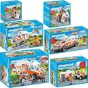 PLAYMOBIL SERIE VEHICULOS DE EMERGENCIAS
