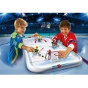 Serie hockey sobre hielo