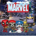 FUNKO POP MARVEL HOLIDAY 2019