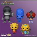 FUNKO POP SIMPSONS HALLOWEEN
