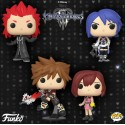 FUNKO POP KINGDOM HEARTS 3 2019