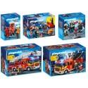 Serie bomberos