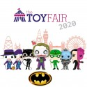 FUNKO POP DC VILLANOS BATMAN TOY FAIR 2020