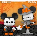 FUNKO POP MICKEY Y MINNIE HALLOWEEN