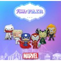 FUNKO POP MARVEL INFINITY WARPS