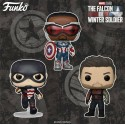 FUNKO POP MARVEL THE FALCON AND THE WINTER SOLDIER