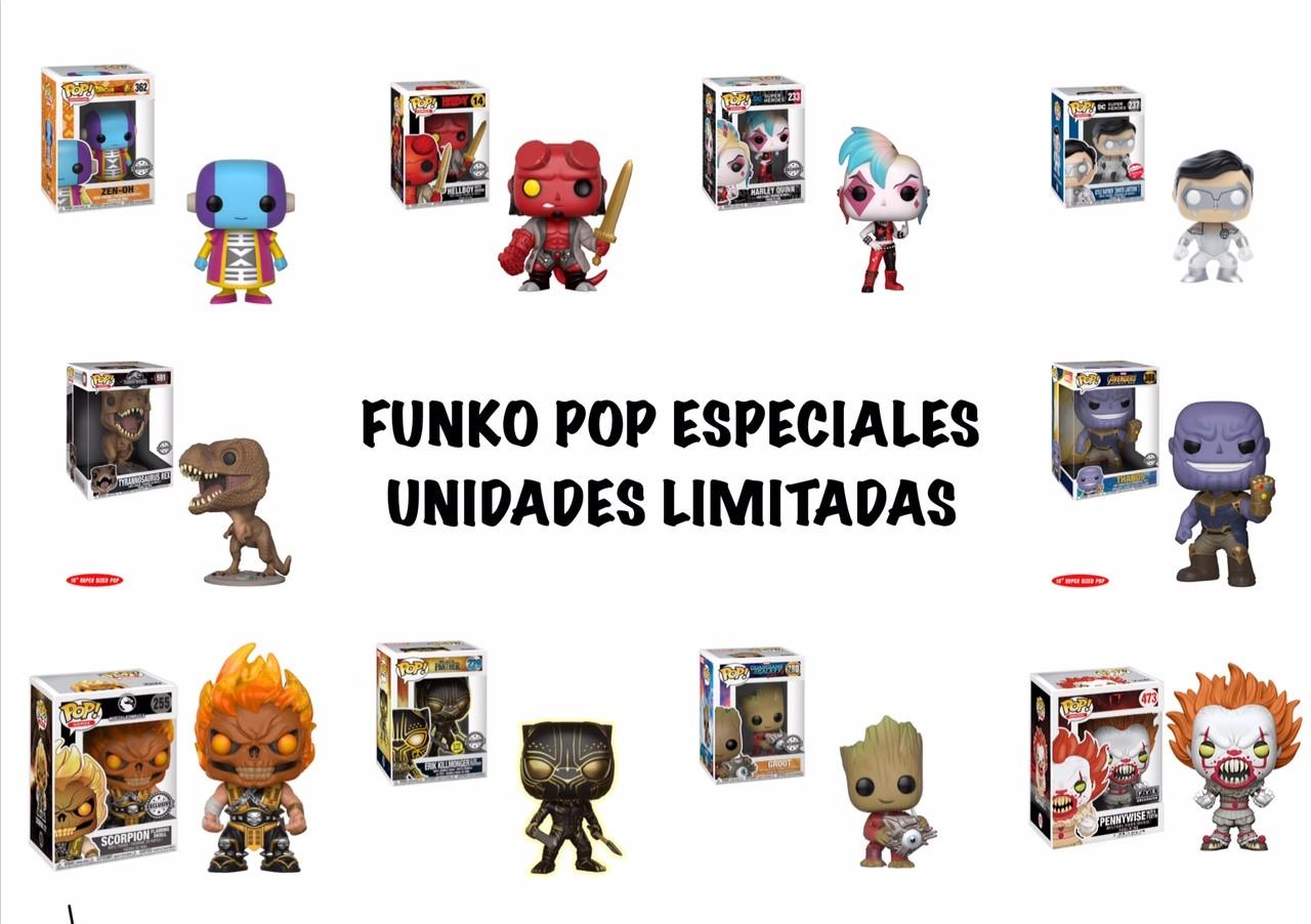 FUNKO EDICIONES ESPECIALES