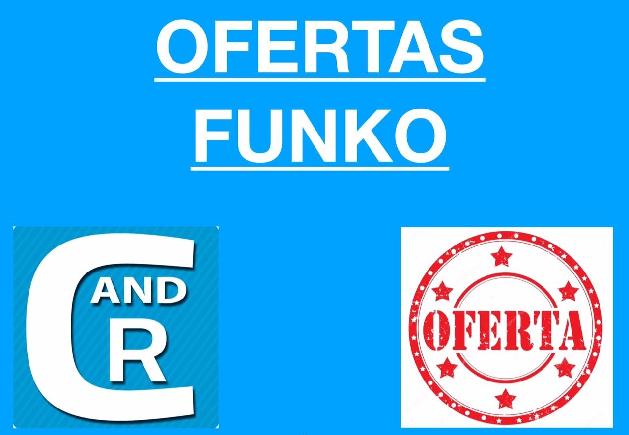 OFERTAS FUNKO